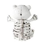 halloween skelet teddybeer decoratie versiering