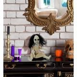 Halloween decoratie griezel pop versiering