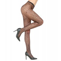 spinnenweb panty halloween accessoires