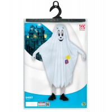 Spook kostuum kind poncho halloween pakje