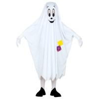 Spook kostuum poncho kind