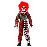 Killer horror clown kostuum kind halloween