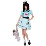 gebroken pop kostuum halloween kleding dames
