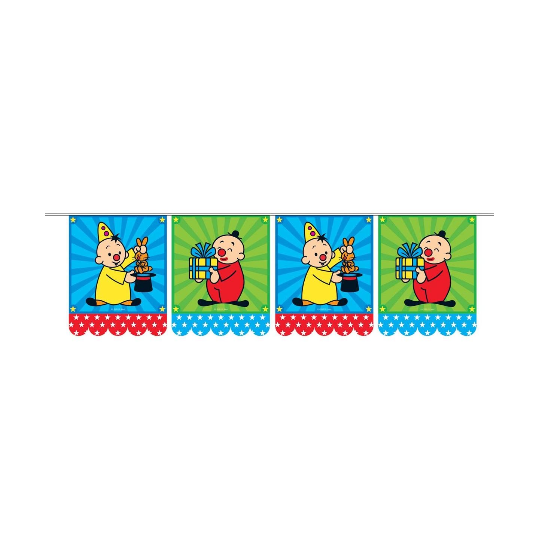 bumba versiering vlaggenlijn verjaardag feestje