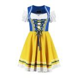 Dirndl jurk tiroler kleding dames oktoberfest