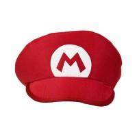 Super Mario pet rood volwassenen kind