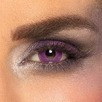 paarse lenzen kleurlenzen halloween contactlenzen