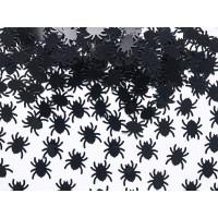 Halloween tafel confetti Spinnetjes 15g