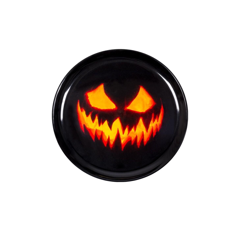 Dienblad creepy pumpkin 34,5 cm