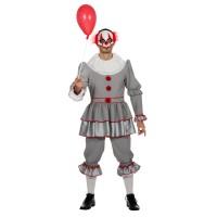 Pennywise kostuum killer clown IT halloween