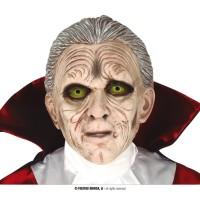 Halloween Dracula masker latex
