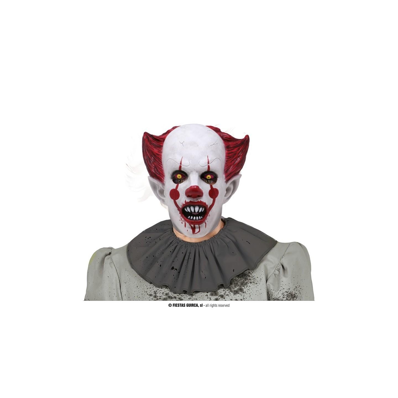 killer clown masker halloween