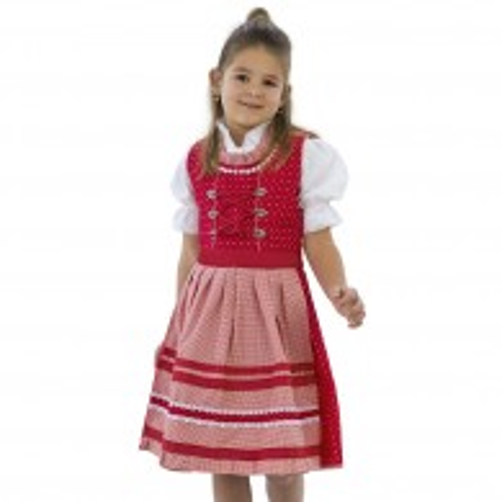 Echte kinder Dirndl Tiroler jurkje