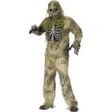 zombie kostuum heren halloween pak