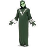 Alien kostuum heren halloween kostuum masker