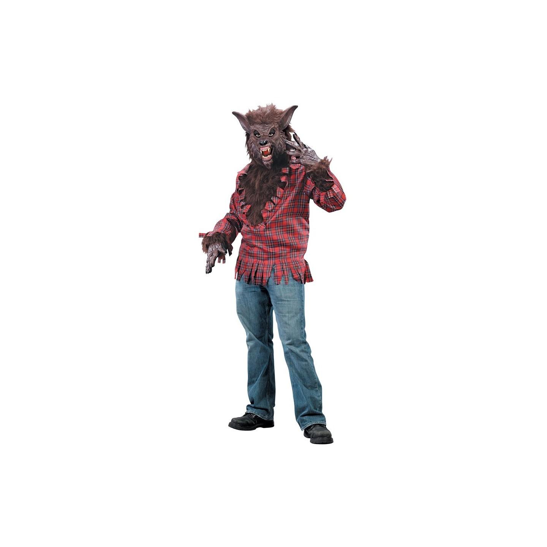Weerwolf kostuum heren Halloween weerwolven maker