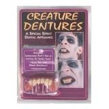 Vampier tanden gebitje halloween