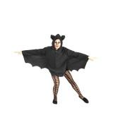 vleermuis pakje dames halloween kostuum