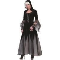 Gothic kostuum Dolores jurk dames