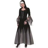 halloween kleding dames gothic jurk vampier
