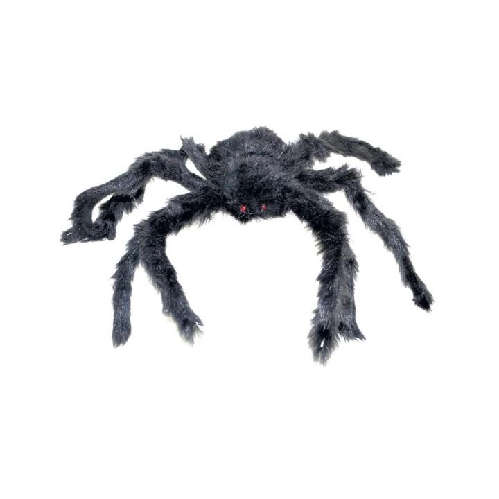 Nep spin zwart 40cm