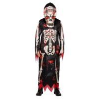 skeletpak heren halloween kostuum reaper