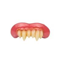Vampier gebit boven incl. kleefpasta