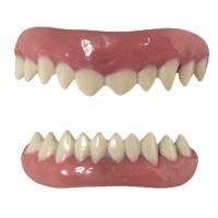 Professionele kannibaal tanden gebitje