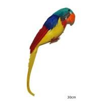 decoratie papegaai