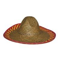 Mexicaanse Strohoed Afgeboord