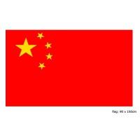 Chinese Vlag 90x150
