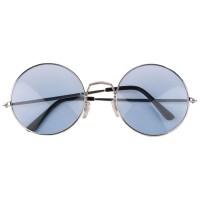 Hippie bril Giant Blauw