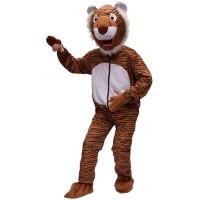 Kostuum tijger pluche