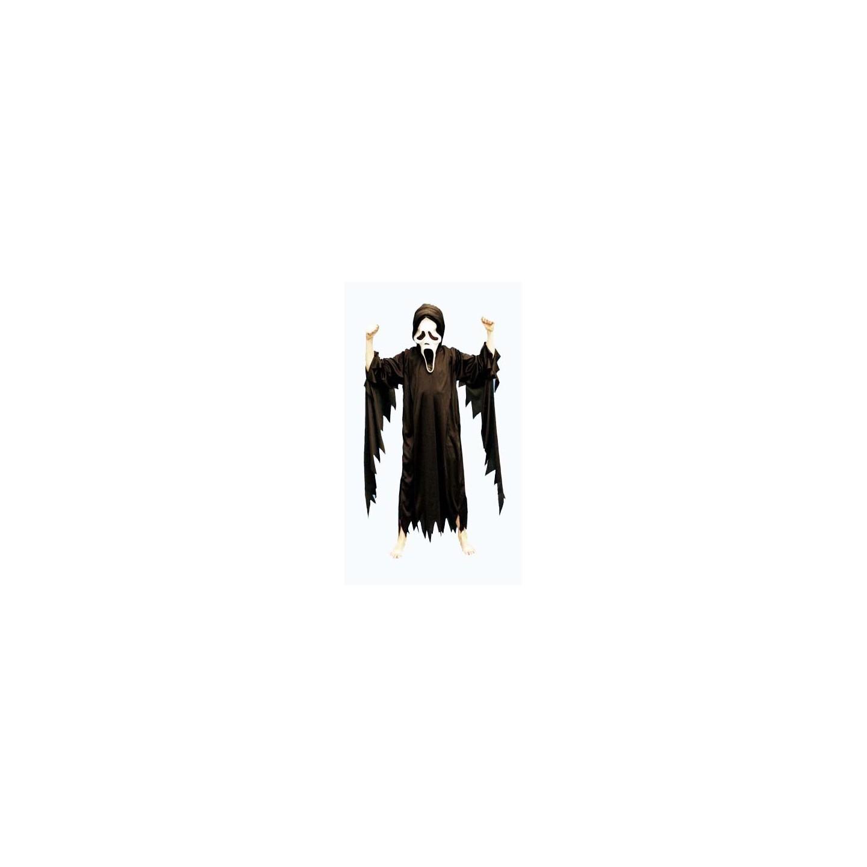 Halloween Kostuum Magere Hein.Kostuum Scream Magere Hein Kids