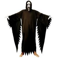 Kostuum Scream / Magere Hein Volw.