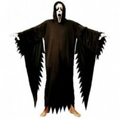Halloween scream scary movie magere hein kostuum outfit