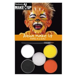 Fantasy water Make-up Set Tijger