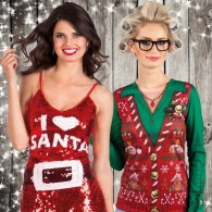 Dames Kerst outfits