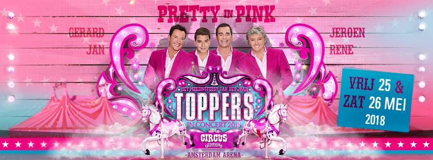 toppers 2018 thema dresscode outfit pink