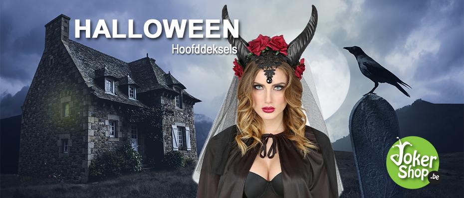 Halloween hoofddeksel accessoires