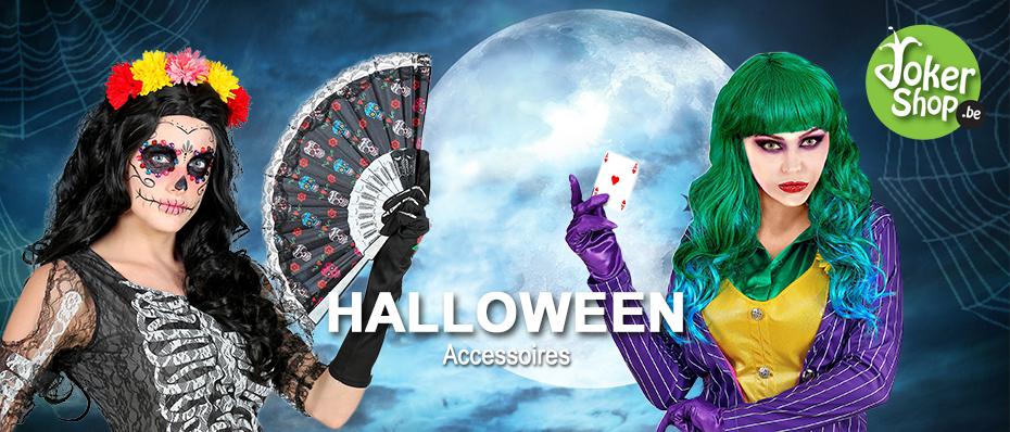 Halloween accessoires verkleden