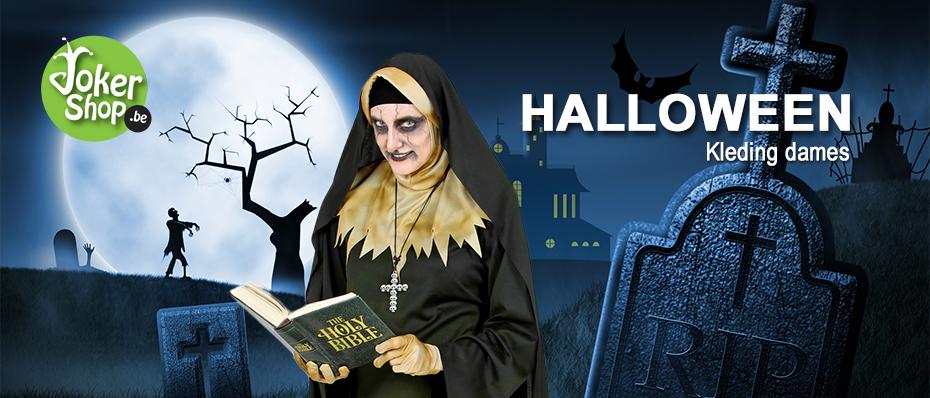 Halloween kostuums dames kledij