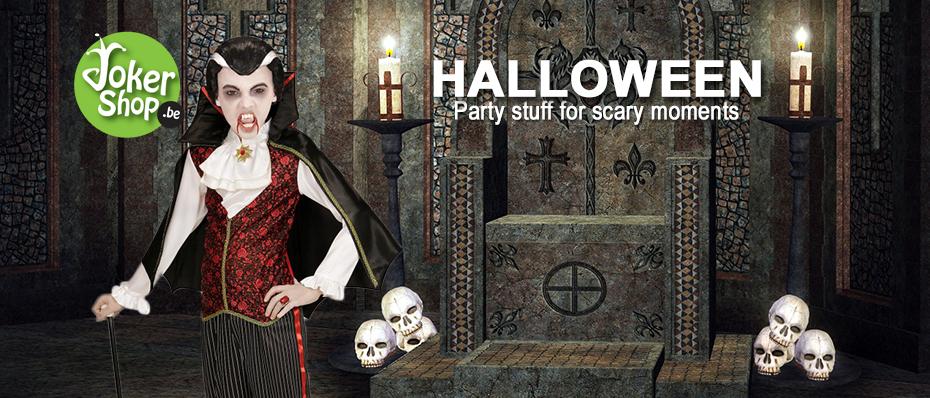 Halloween spullen feest accessoires horror griezelig