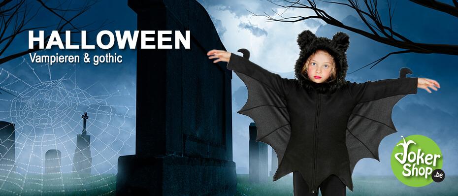 Halloween vampieren gothic accessoires kleding