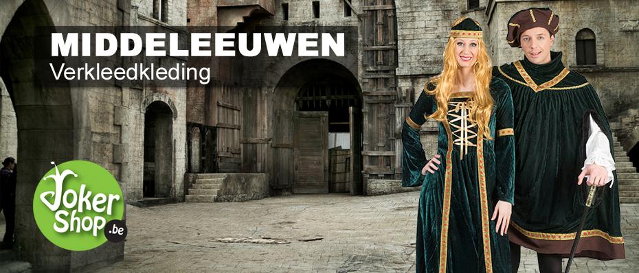 middeleeuwen kleding middeleeuws kostuum ridder carnaval