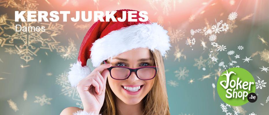 kerstkleding kerst verkleedkleding dames kerstvrouw pakje kerstjurkje kerst kostuum vrouwen