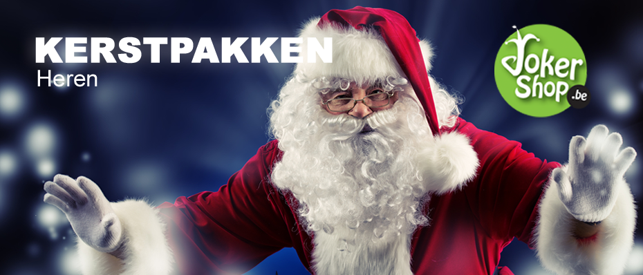 kerstkleding heren kerst kostuums kerstmanpak kerstpak mannen verkleedkleding