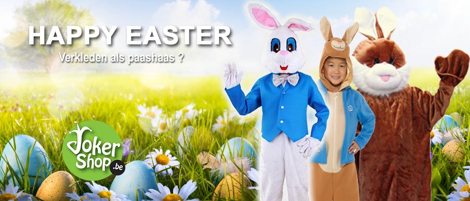kostuum paashaas pak kopen konijnenpak verkleedkleren