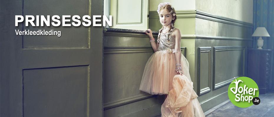 prinsessen jurk prinses kleedje verkleedkleren carnaval
