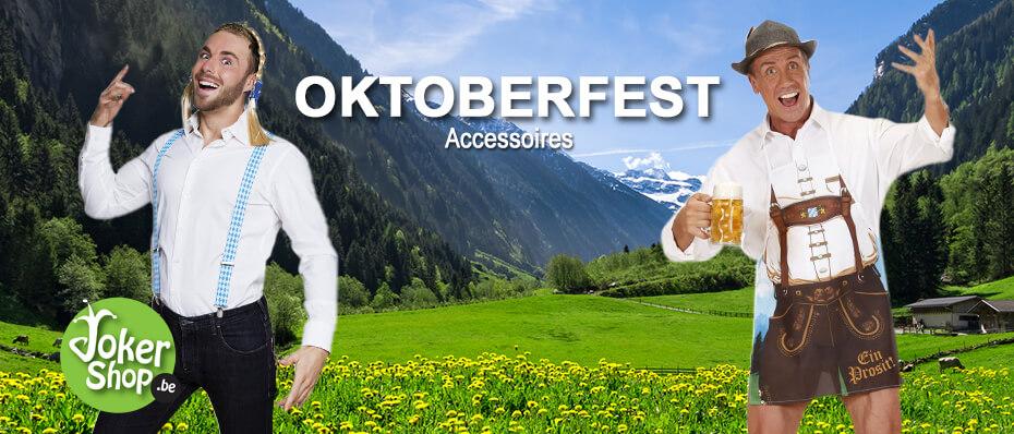 Oktoberfest accessoires tiroler
